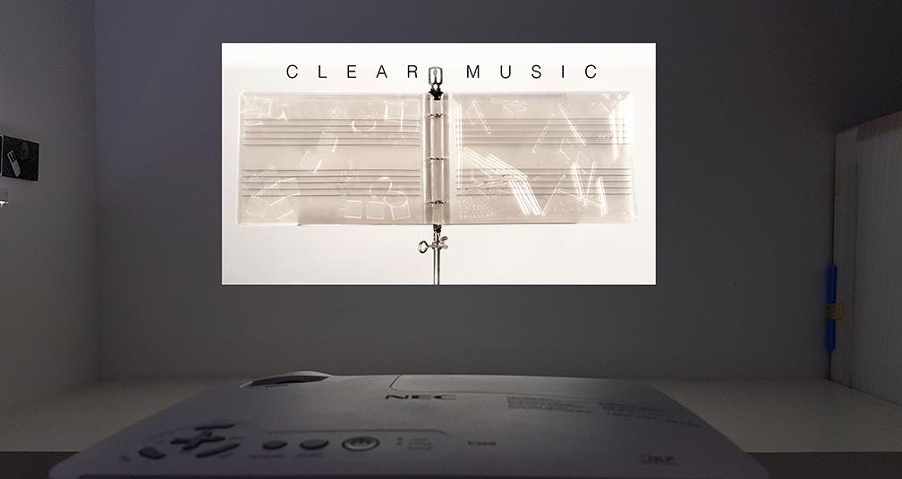 Clear music títol