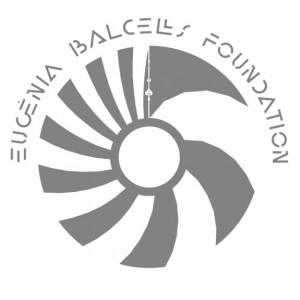 Logo Eugenia Balcells Foundation gray